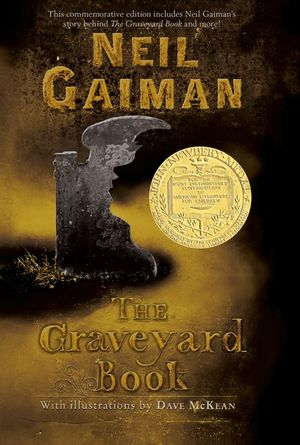 The Graveyard Book Commemorative Edition
