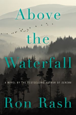 Above the Waterfall book image