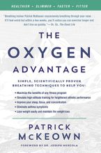 The Oxygen Advantage Paperback  by Patrick McKeown
