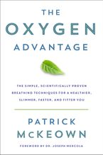The Oxygen Advantage eBook  by Patrick McKeown