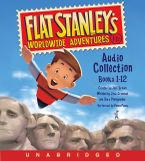 Flat Stanley's Worldwide Adventures Audio Collection: Books 1-12 CD-Audio UBR by Jeff Brown