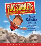Flat Stanley's Worldwide Adventures Audio Collection: Books 1-12