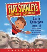 Flat Stanley's Worldwide Adventures Audio Collection: Books 1-12