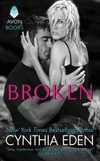 Broken Paperback  by Cynthia Eden