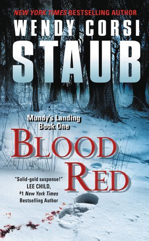 Blood Red book image