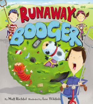 Runaway Booger book image