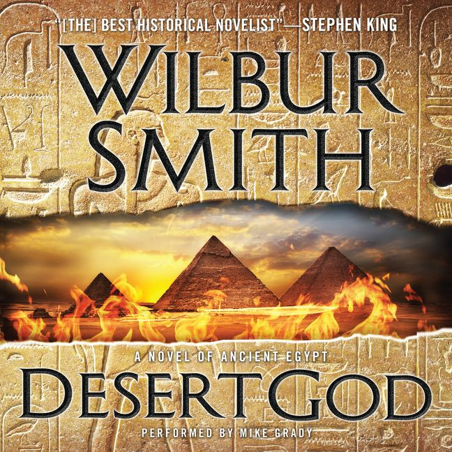 Image result for wilbur smith desert god  book