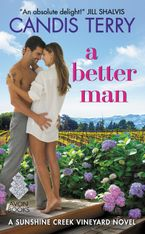 A Better Man Paperback  by Candis Terry