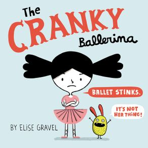 Cover image - The Cranky Ballerina