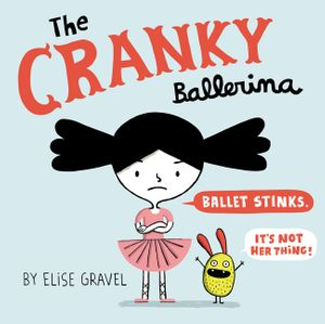 The Cranky Ballerina book image