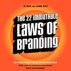 The 22 Immutable Laws of Branding Downloadable audio file UBR by Al Ries