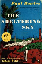 Sheltering Sky Paperback  by Paul Bowles