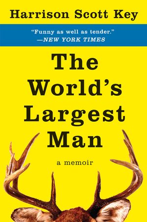 The World's Largest Man book image