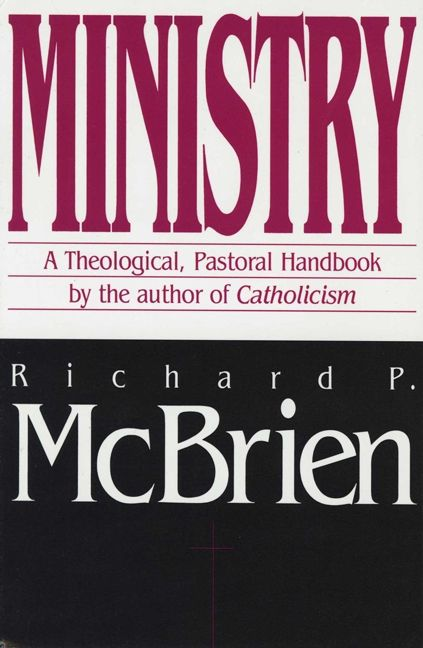essays in theology mcbrien