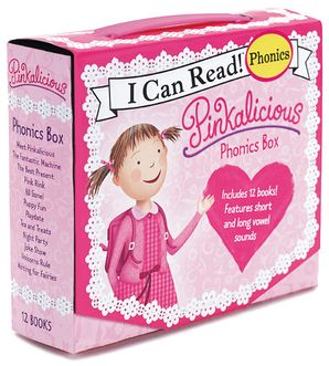 Pinkalicious 12-Book Phonics Fun!
