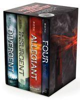 Divergent Series Ultimate Four-Book Box Set