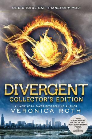 Divergent Collector's Edition book image
