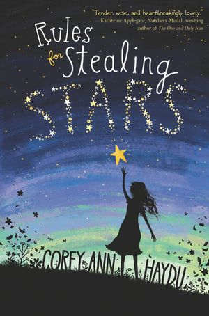 Rules for Stealing Stars book image