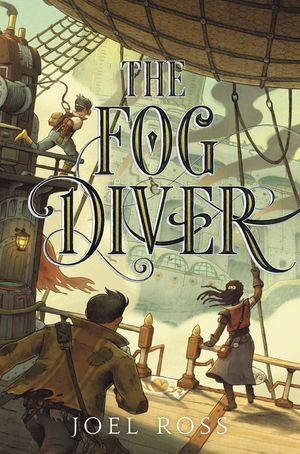 The Fog Diver book image