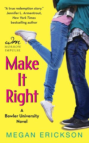Make It Right book image