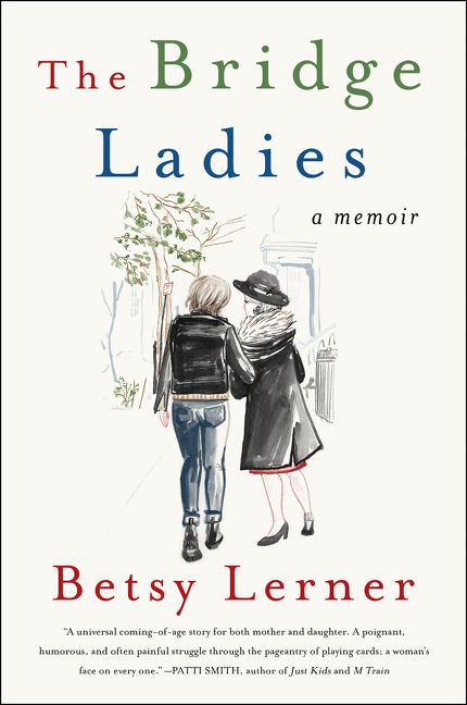 Book cover image: The Bridge Ladies: A Memoir