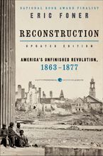 Reconstruction Updated Edition Paperback  by Eric Foner