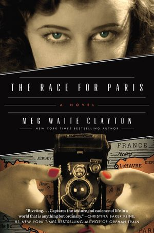 The Race for Paris book image