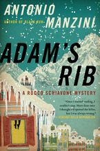 Adam's Rib Paperback  by Antonio Manzini