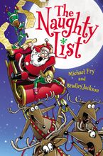 The Naughty List Hardcover  by Michael Fry
