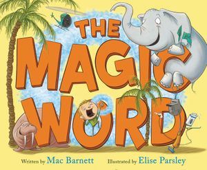 The Magic Word book image