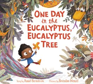 One Day in the Eucalyptus, Eucalyptus Tree book image