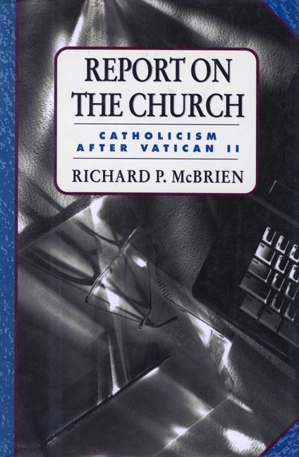 richard p mcbrien essays in The rev richard p mcbrien, retired university of notre dame professor, author of many books on catholicism and essays in theology columnist has died following a long illness he was born on august 19, 1936 to thomas h and catherine (botticelli) mcbrien fr.