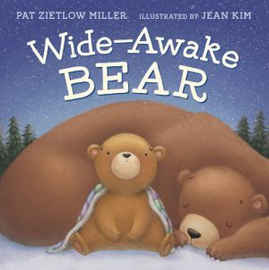 Wide-Awake Bear book image