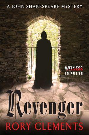 Revenger book image