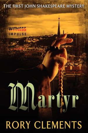 Martyr book image