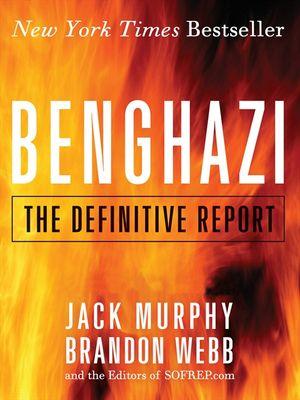 Benghazi book image
