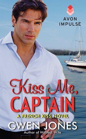 Kiss Me, Captain book image