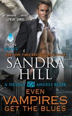 Even Vampires Get the Blues Paperback  by Sandra Hill