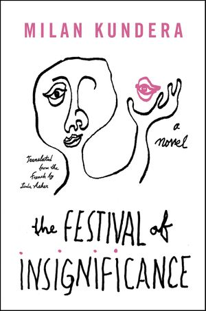 The Festival of Insignificance book image