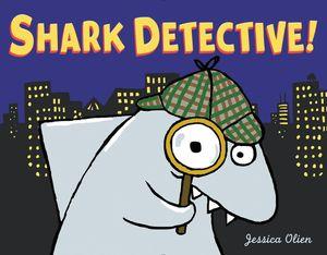 Shark Detective! book image
