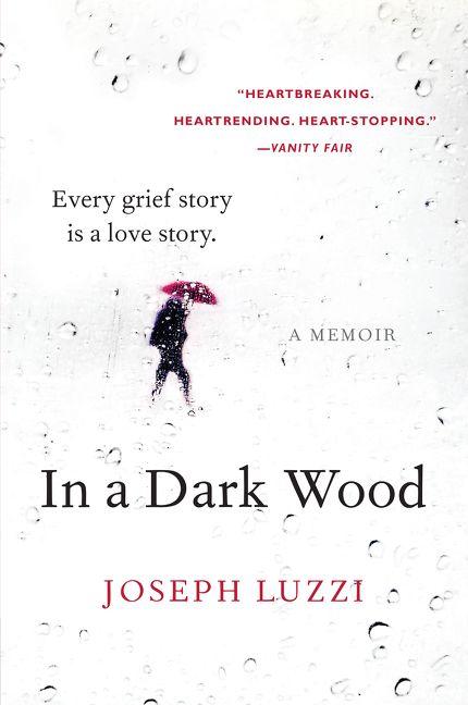 Book cover image: In a Dark Wood: A Memoir