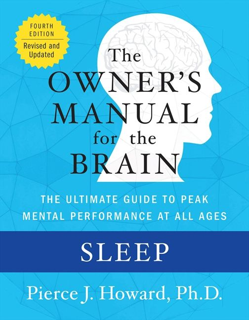 sleep the owner s manual pierce howard e book