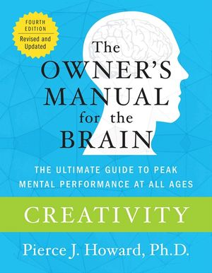 Creativity: The Owner's Manual book image