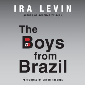The Boys from Brazil book image