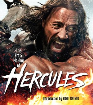 The Art and Making of Hercules book image