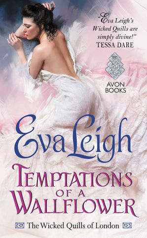 Temptations of a Wallflower Paperback  by Eva Leigh