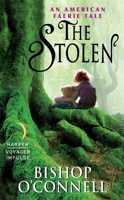 Book cover image: The Stolen: An American Faerie Tale