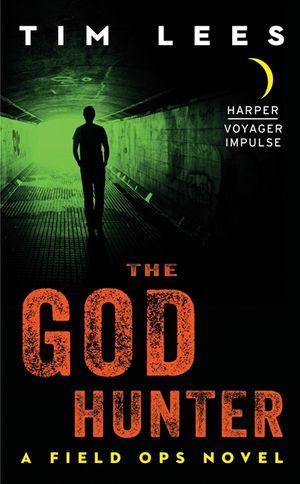 The God Hunter book image
