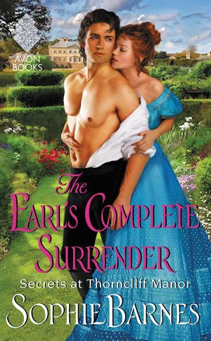 The Earl's Complete Surrender book image