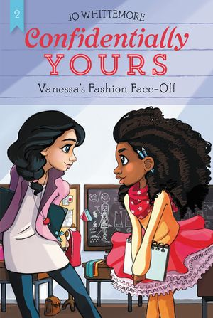 Confidentially Yours #2: Vanessa's Fashion Face-Off book image